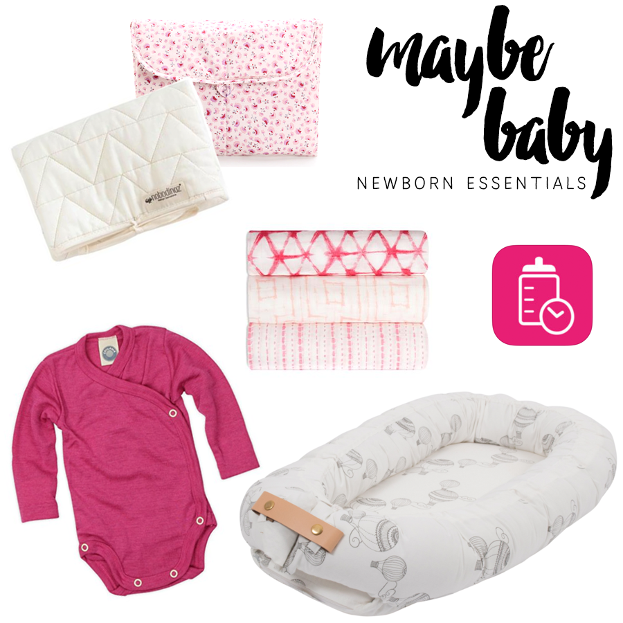My top 5 Newborn Essentials