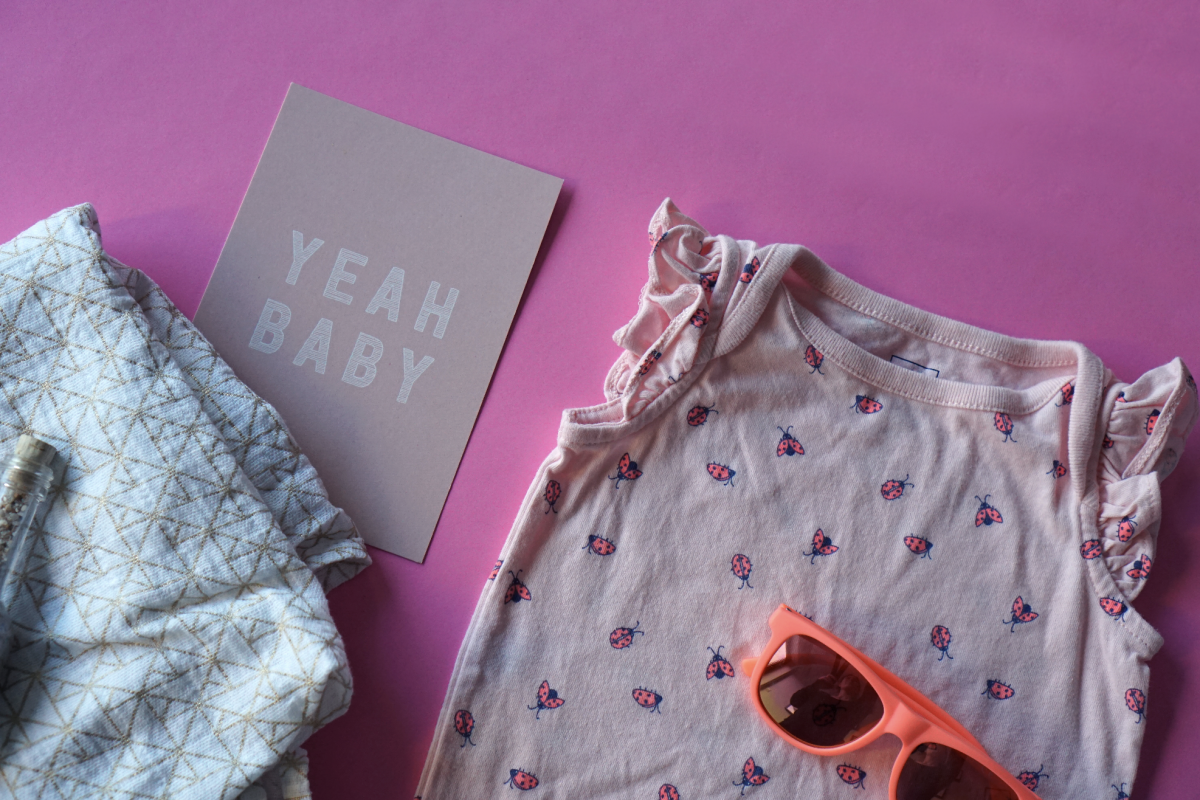 Baby Outfit – Summer Vibes