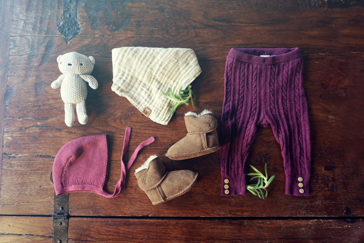 Baby Outfit – Winter Time