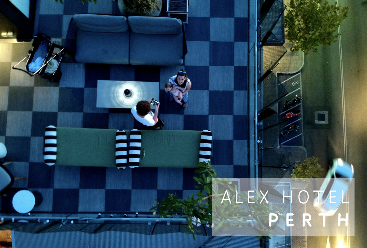 The Alex Hotel in Perth