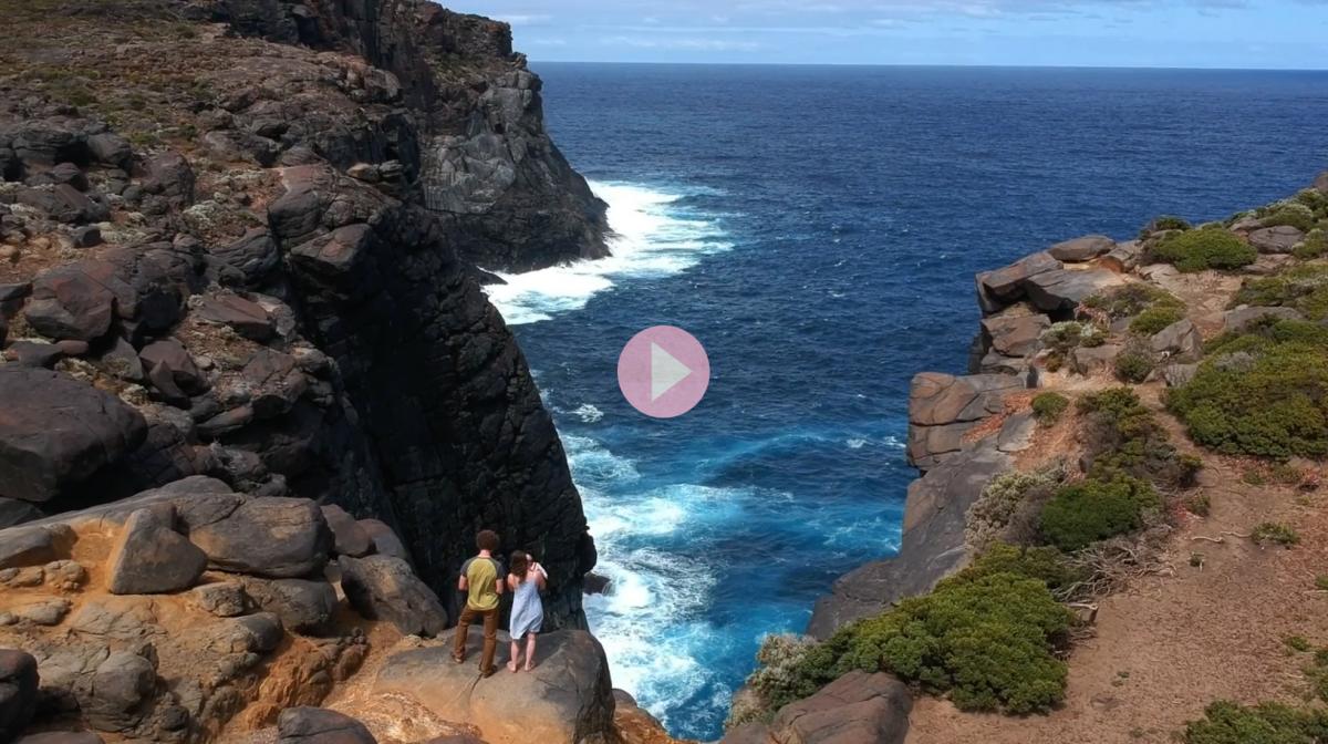 Western Australia Road Trip Movie