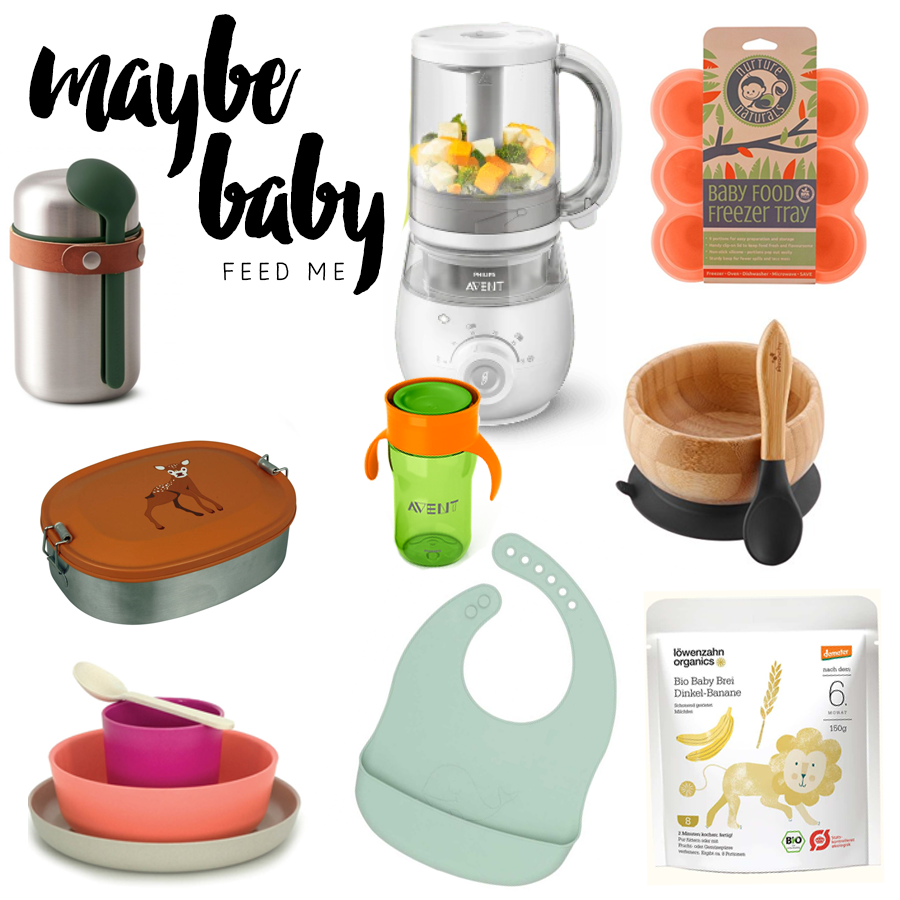 Maybe baby – Mastering baby food
