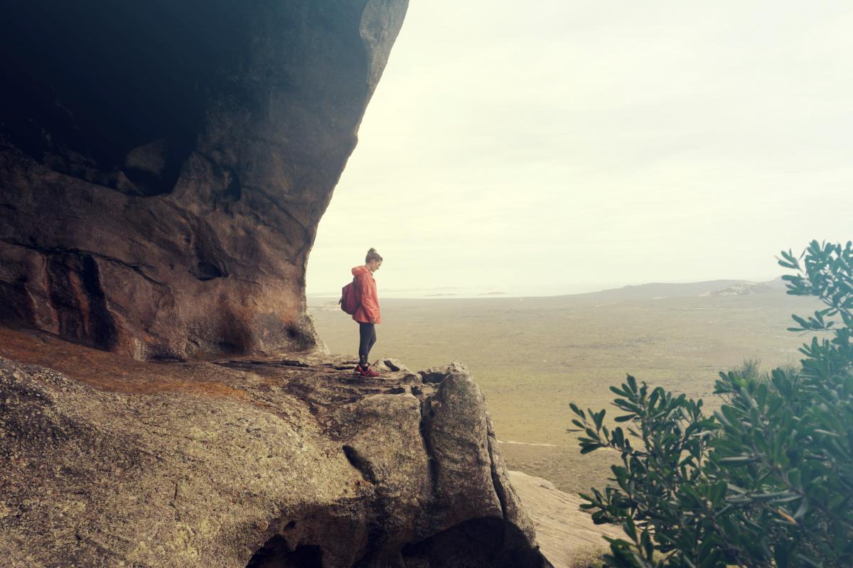 WA – Hiking Frenchman Peak