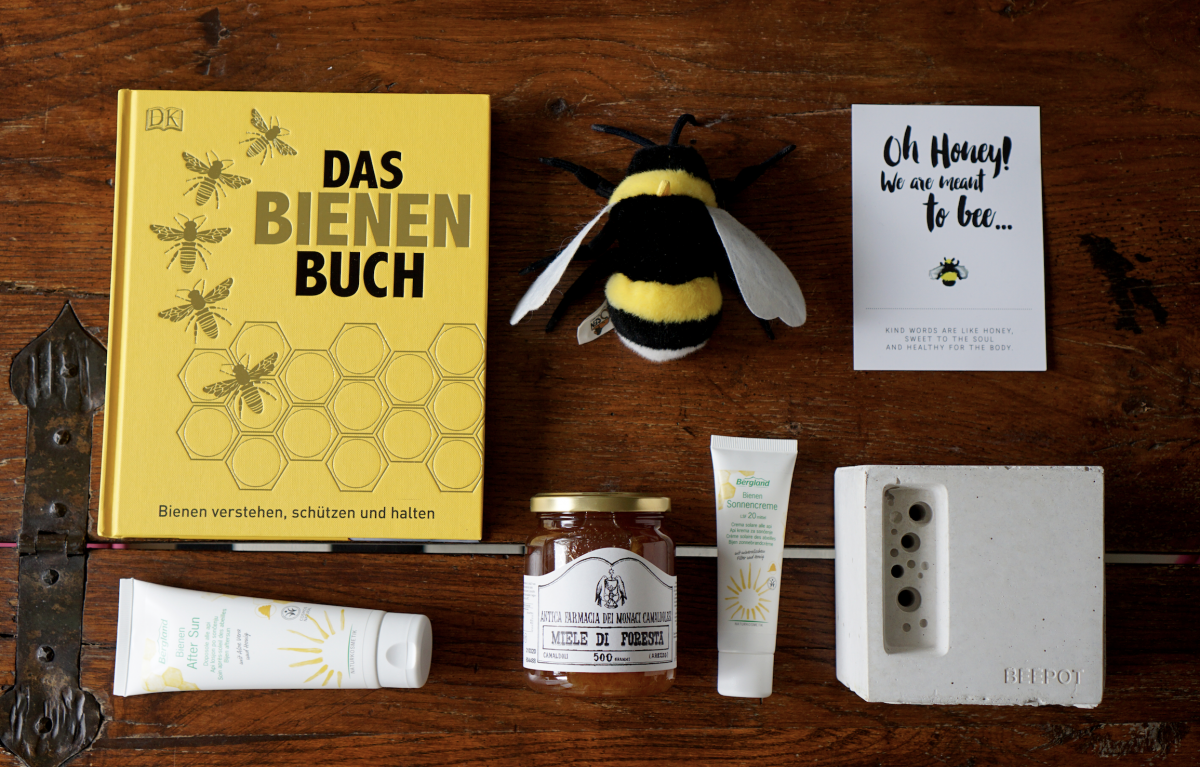 Lovely Things – We love bees!