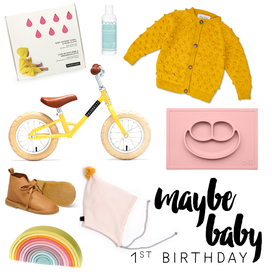 Birthday Wishlist Baby Girl