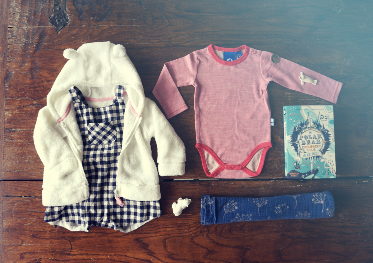 Baby Outfit – Going North