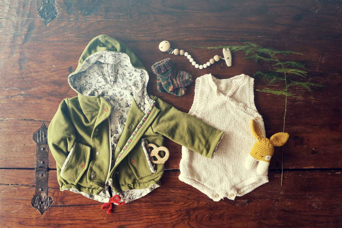 Baby Outfit – Into the Forest