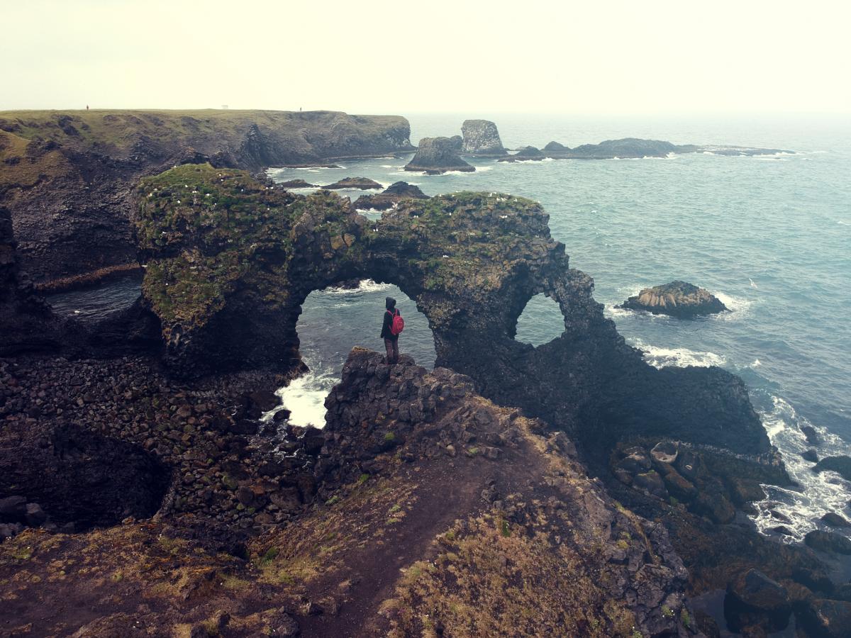 Around Iceland – Snaefellsnes Peninsula