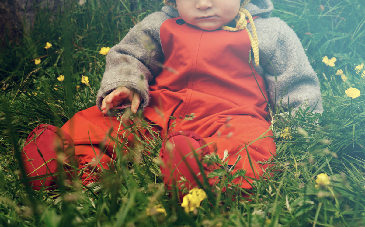 BUX – outdoor play trousers without plastic