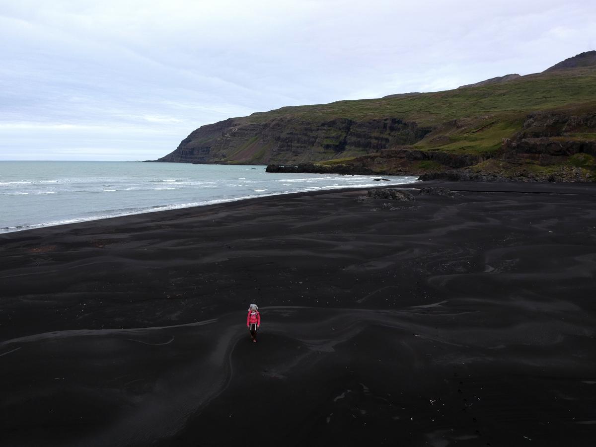 Around Iceland – Hiking with Osprey