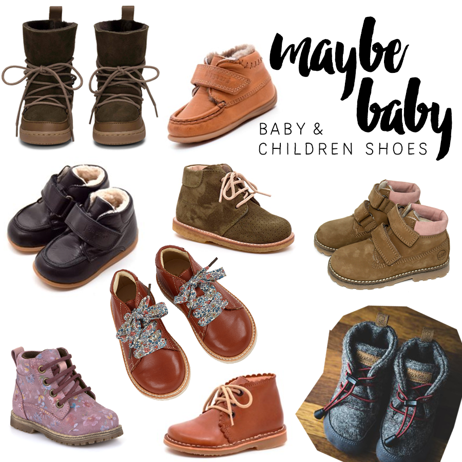 Pretty Baby & Children Shoes