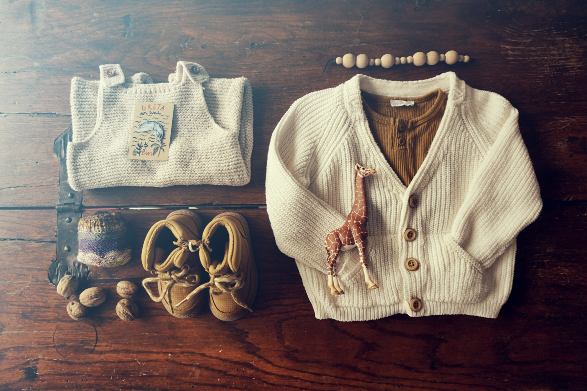 Baby Outfit – Knitted Coziness