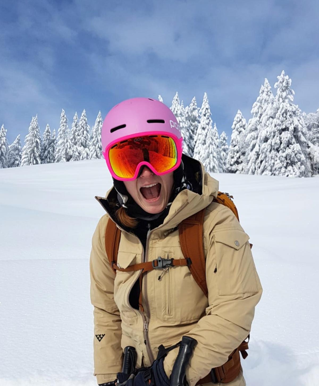Skiing Allgäu Powder