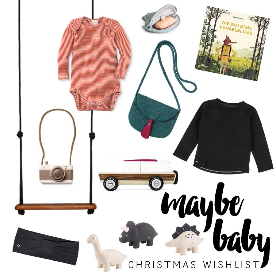 Little Christmas Wishlist