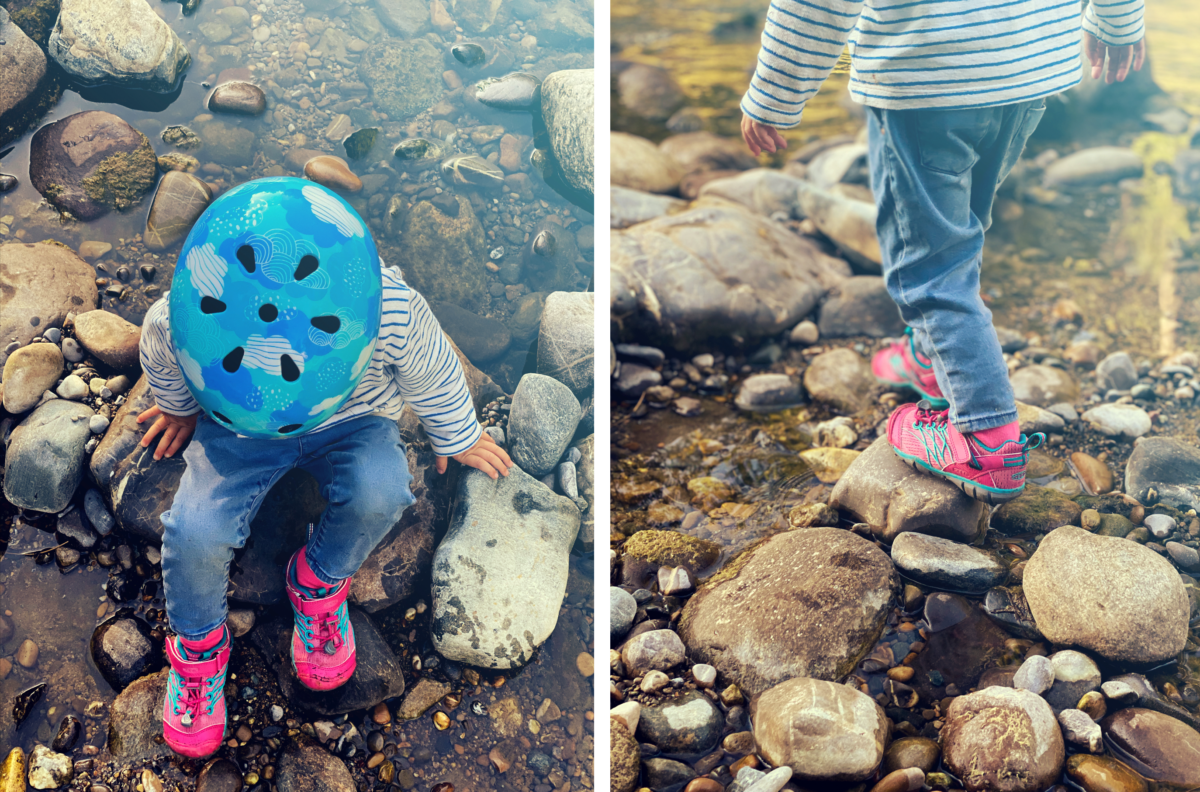 Perfect outdoor shoes for kids